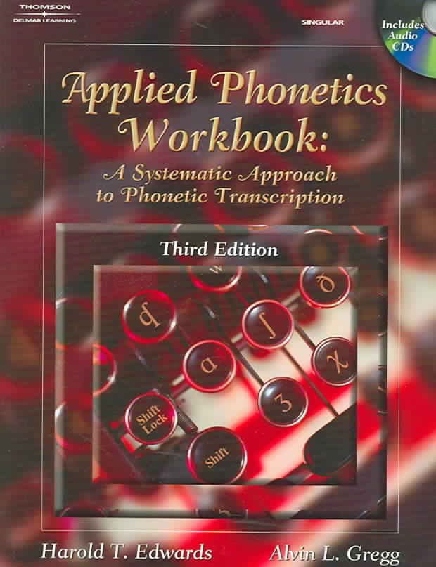 Applied Phonetics Workbook By Edwards, Harold T.